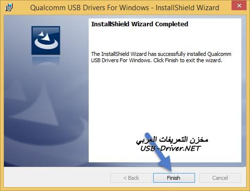 Qualcomm Driver Installed - BLU Touch Book 7.0