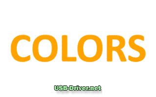 colors - Colors E10