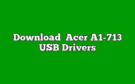 Acer A1-713