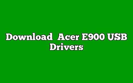 Acer E900
