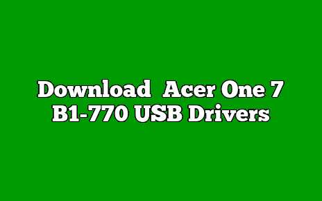 Acer One 7 B1-770