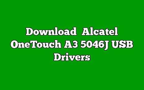 Alcatel OneTouch A3 5046J