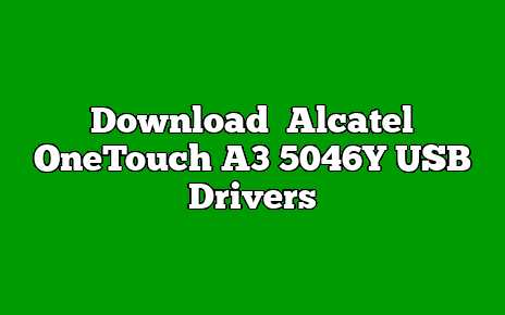 Alcatel OneTouch A3 5046Y