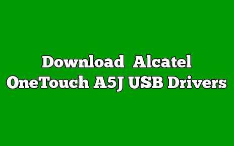Alcatel OneTouch A5J