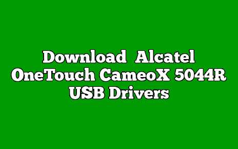 Alcatel OneTouch CameoX 5044R