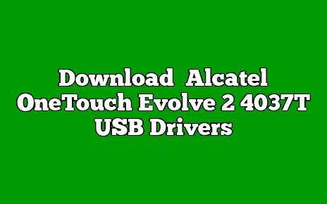 Alcatel OneTouch Evolve 2 4037T