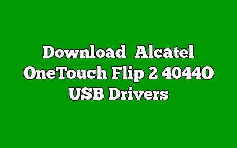 Alcatel OneTouch Flip 2 4044O