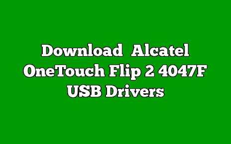 Alcatel OneTouch Flip 2 4047F