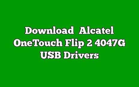Alcatel OneTouch Flip 2 4047G