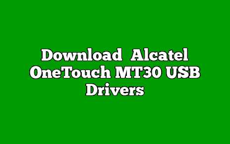Alcatel OneTouch MT30