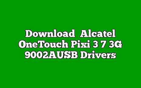 Alcatel OneTouch Pixi 3 7 3G 9002A