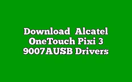 Alcatel OneTouch Pixi 3 9007A
