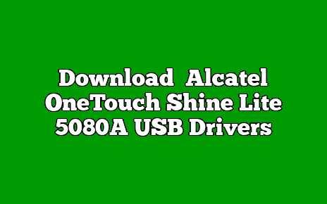 Alcatel OneTouch Shine Lite 5080A
