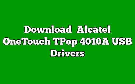 Alcatel OneTouch TPop 4010A