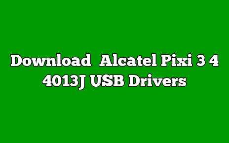 Alcatel Pixi 3 4 4013J