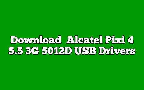 Alcatel Pixi 4 5.5 3G 5012D