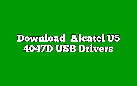 Alcatel U5 4047D