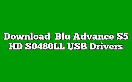 Blu Advance S5 HD S0480LL