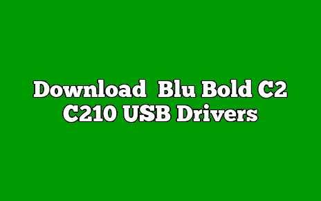 Blu Bold C2 C210