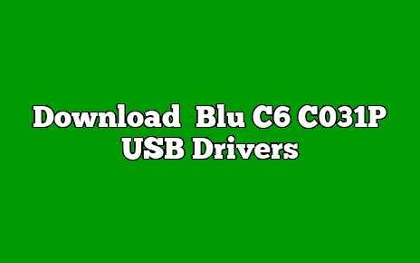 Blu C6 C031P