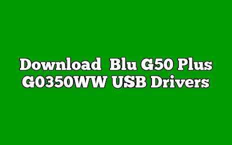 Blu G50 Plus G0350WW