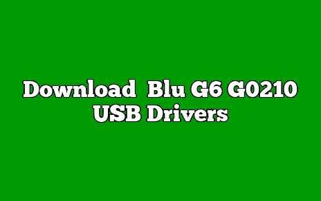 Blu G6 G0210