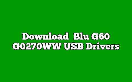 Blu G60 G0270WW