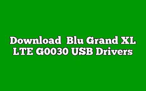 Blu Grand XL LTE G0030