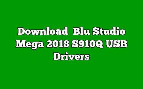Blu Studio Mega 2018 S910Q