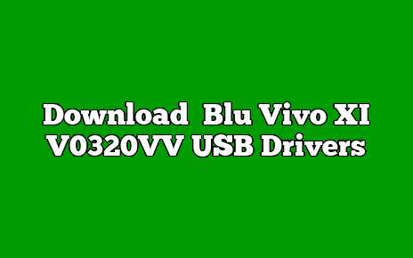 Blu Vivo XI V0320VV