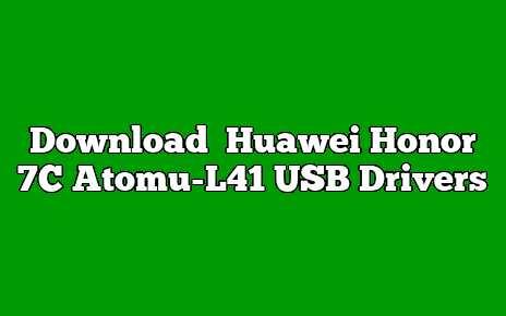 Huawei Honor 7C Atomu-L41
