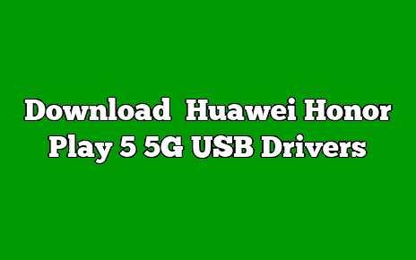 Huawei Honor Play 5 5G
