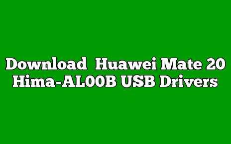 Huawei Mate 20 Hima-AL00B