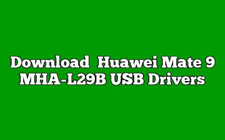 Huawei Mate 9 MHA-L29B