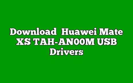 Huawei Mate XS TAH-AN00M