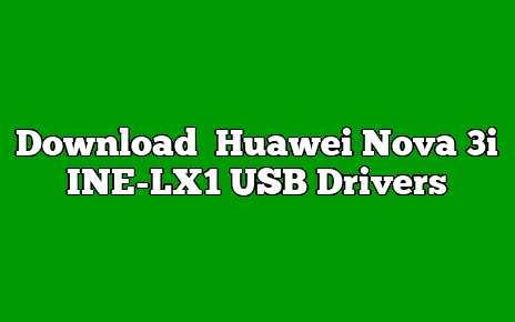 Huawei Nova 3i INE-LX1