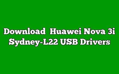 Huawei Nova 3i Sydney-L22