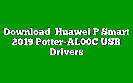Huawei P Smart 2019 Potter-AL00C