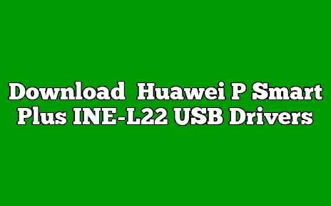 Huawei P Smart Plus INE-L22