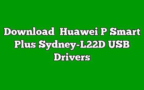 Huawei P Smart Plus Sydney-L22D