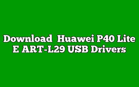 Huawei P40 Lite E ART-L29