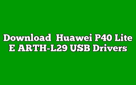 Huawei P40 Lite E ARTH-L29