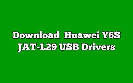 Huawei Y6S JAT-L29