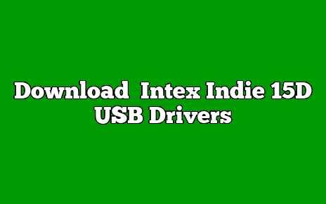 Intex Indie 15D