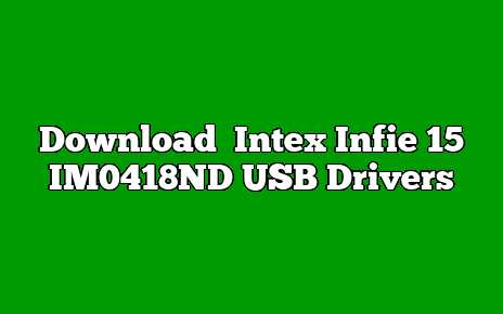 Intex Infie 15 IM0418ND