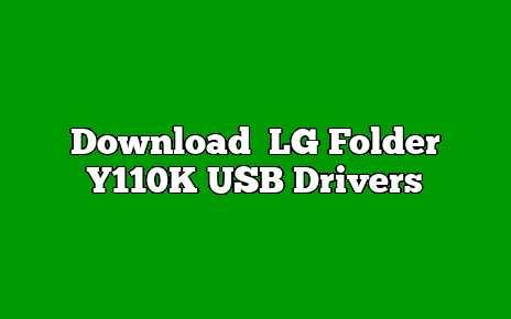 LG Folder Y110K