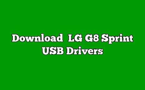 LG G8 Sprint