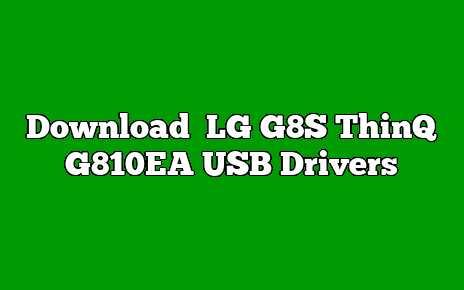 LG G8S ThinQ G810EA