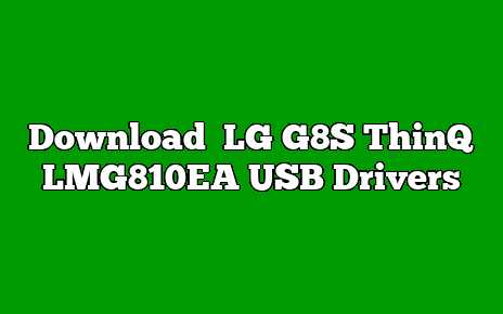LG G8S ThinQ LMG810EA