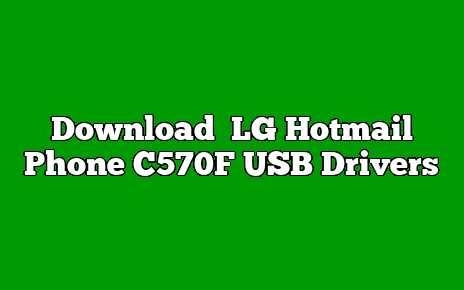 LG Hotmail Phone C570F
